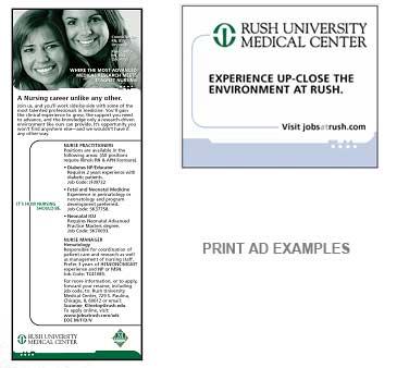 Rush Ads