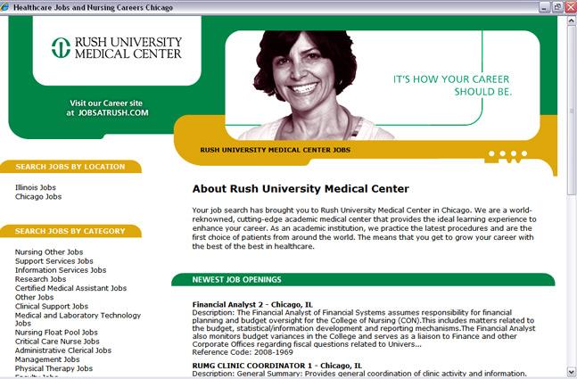 Rush Medical Center